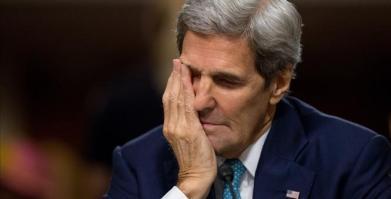 Kerry ugh Iran talks